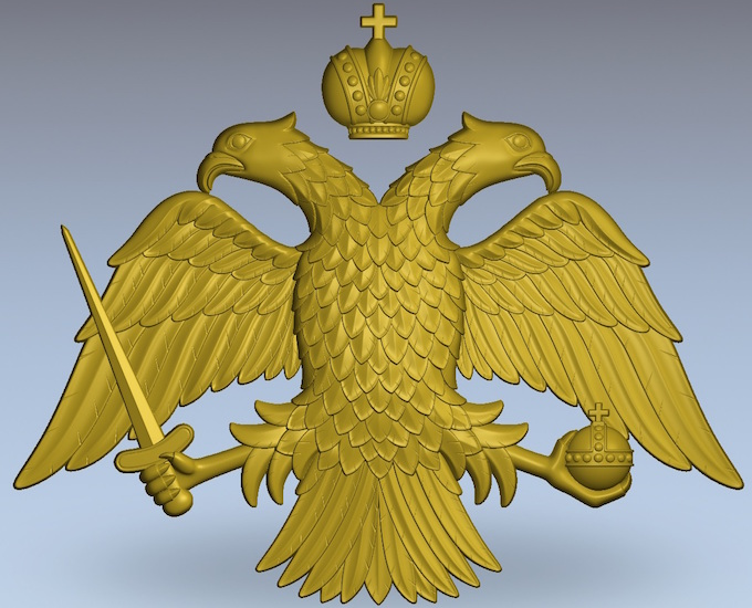 IMPERIAL ROYAL ARMS - Families